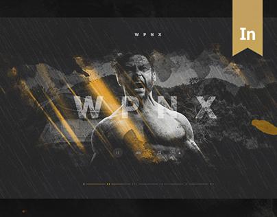 W P N X - A Tribute to Hugh Jackman's Wolverine