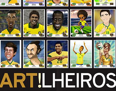 ART!LHEIROS 2 / BRAZIL