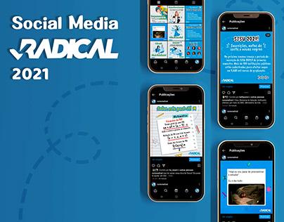 Social Media - Curso Radical 2021