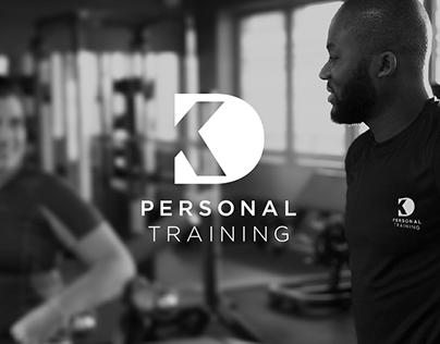 KD Personal Training Brand Identity