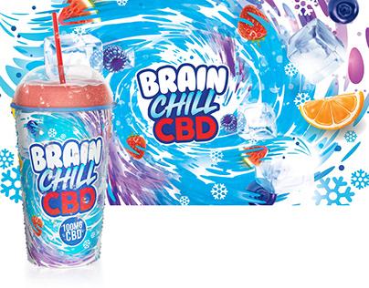 Brain Chill CBD   Slush