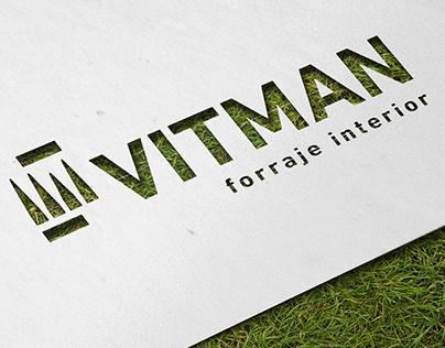 Vitman. Forraje interior. Diseño visual.