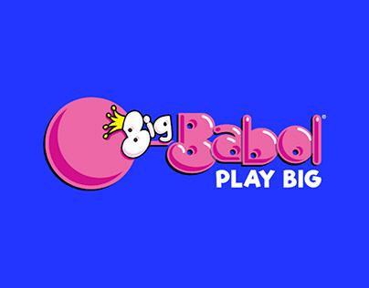 BIG BABOL - Play big   Print