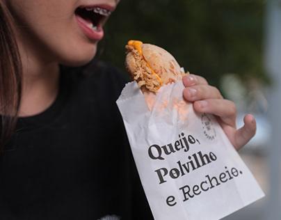 PANDOC - sanduba de pão de queijo