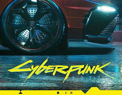 Cyberpunk 2077 - Mizutani Shion Takemura