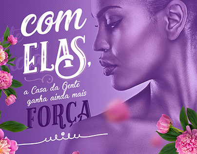 Dia das Mulheres - Portal Shopping