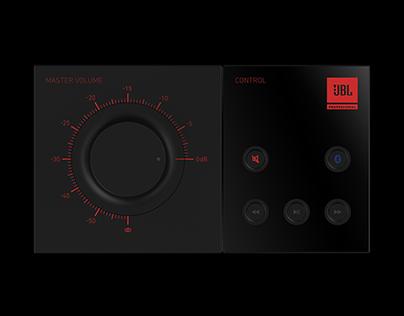 JBL PRO / PASSIVE VOLUME CONTROLLER