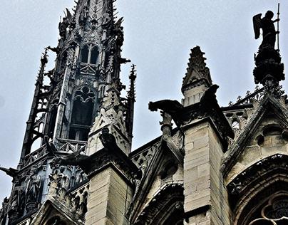 Le mal d'archive: Paris & ses églises II