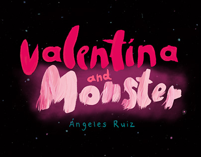 Valentina and Monster - Animation - Video
