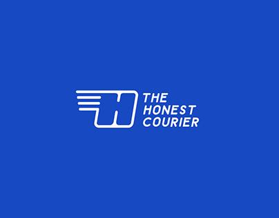 The Honest Courier Branding | Tecort Innovations