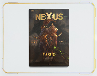 NEXUS - League of Legends Magazine