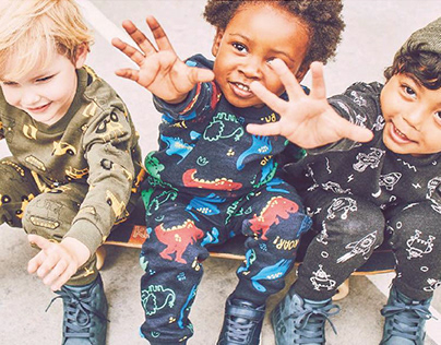 Matalan - AW19 Toddler Boys Sweat Sets