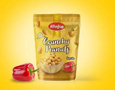 Altıntop Crunchy Peanuts