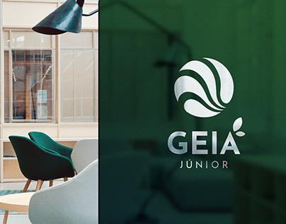 GEIA Júnior - ID VISUAL