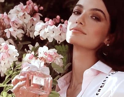 Vogue Arabia x Dior