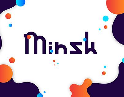 Minsk Sans | Typeface