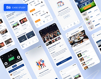 Partake Pay || Event, Sports, Concession, Ticketing App