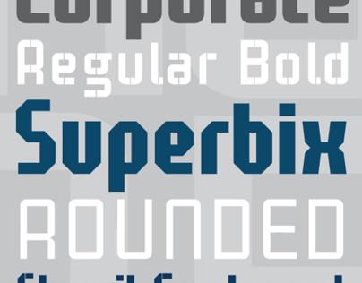 Superbix - Typeface