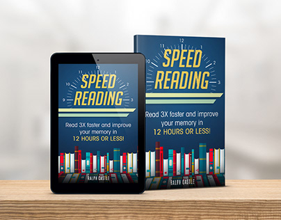 Speed Reading -Book Cover