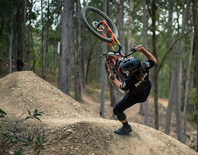 CHRIS KOVARIK @BOOMERANG FARM BIKE PARK