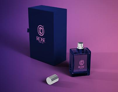 Rose Perfume Logo