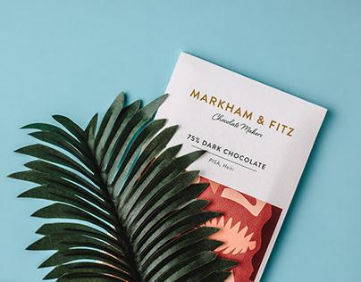 Markham & Fitz Chocolate Bars