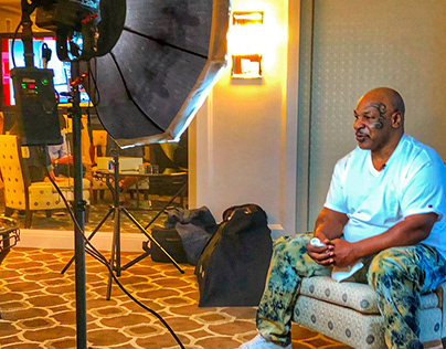 We Interviewed Mike Tyson