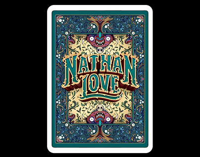 Nathan Love Playing Cards