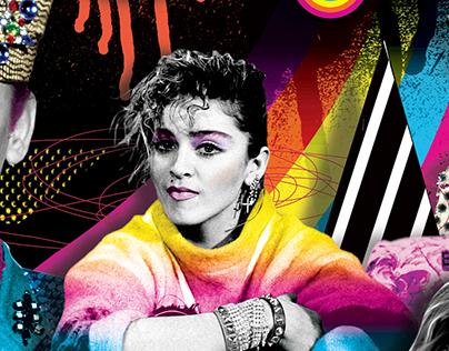 Billboard Magazine '1984 Pop Music's Best Year Ever!'