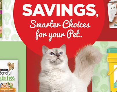 Purina Smart FSI Ad