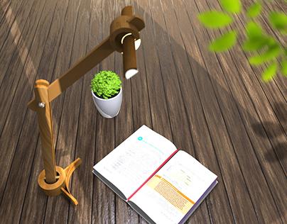 hois - desk lamp