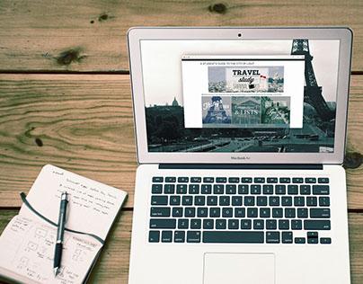 Paris Travel Study - Online Guide