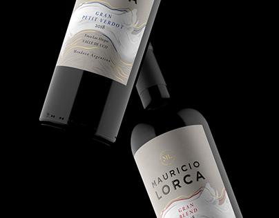 GRANDES VARIETALES by Mauricio Lorca - Packaging design