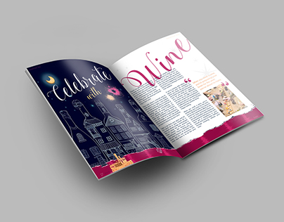 Azula Wine - Virtual Magazine