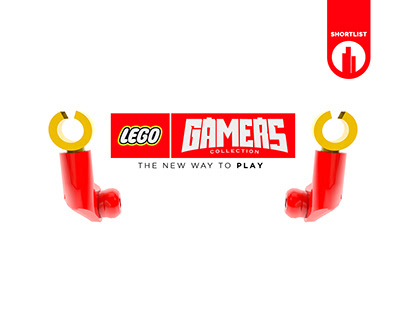 LEGO GAMERS COLLECTION