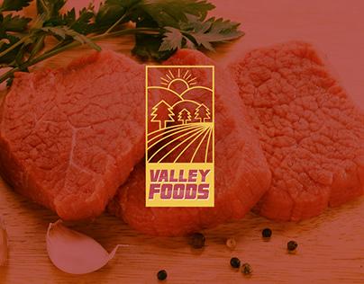 Valley Foods logo