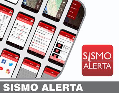 Sismo Alerta Mobile App