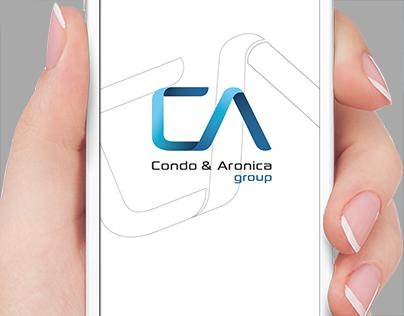 Condo & Aronica group // Branding