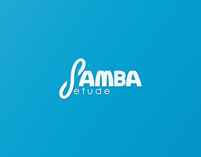 Samba logo + branding