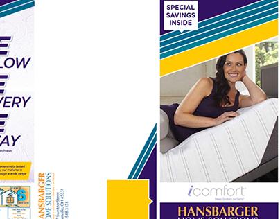 11x17 Trifold Brochure