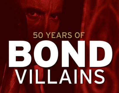 Bond Villains - Exquisitely Evil Exhibit