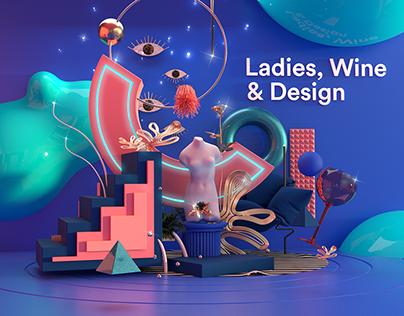 Ladies, Wine & Design Medellín