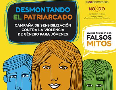 Imagen Campaña Desmontando el Patriarcdo