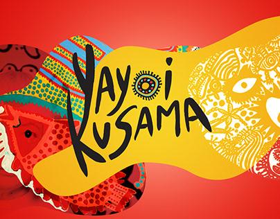Branding - Yayoi Kusama