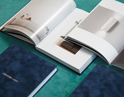 Creating Light - Catalogue