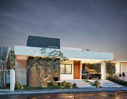 Archviz 3D | Visualização para arquitetura