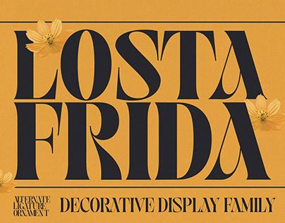Decorative Font Family