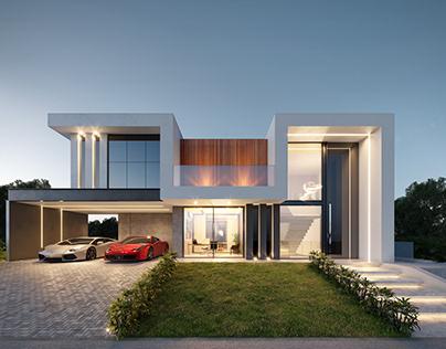 Angola Residence.