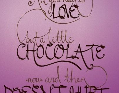 A Little Chocolate
