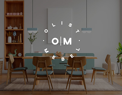 "Логотип мебельного магазина ""Olist-M"""